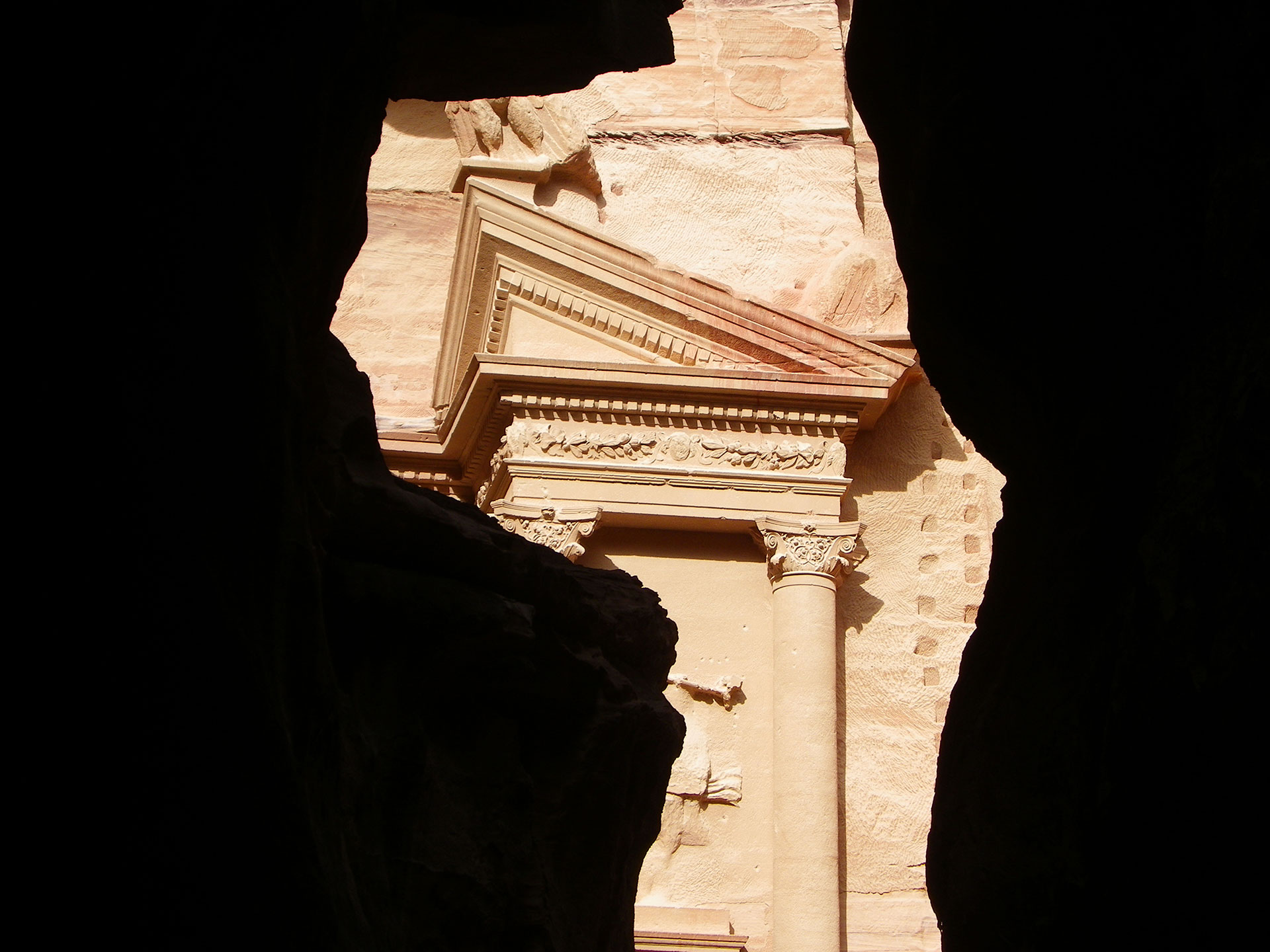 Treasury Building, Petra, Jordan 2010