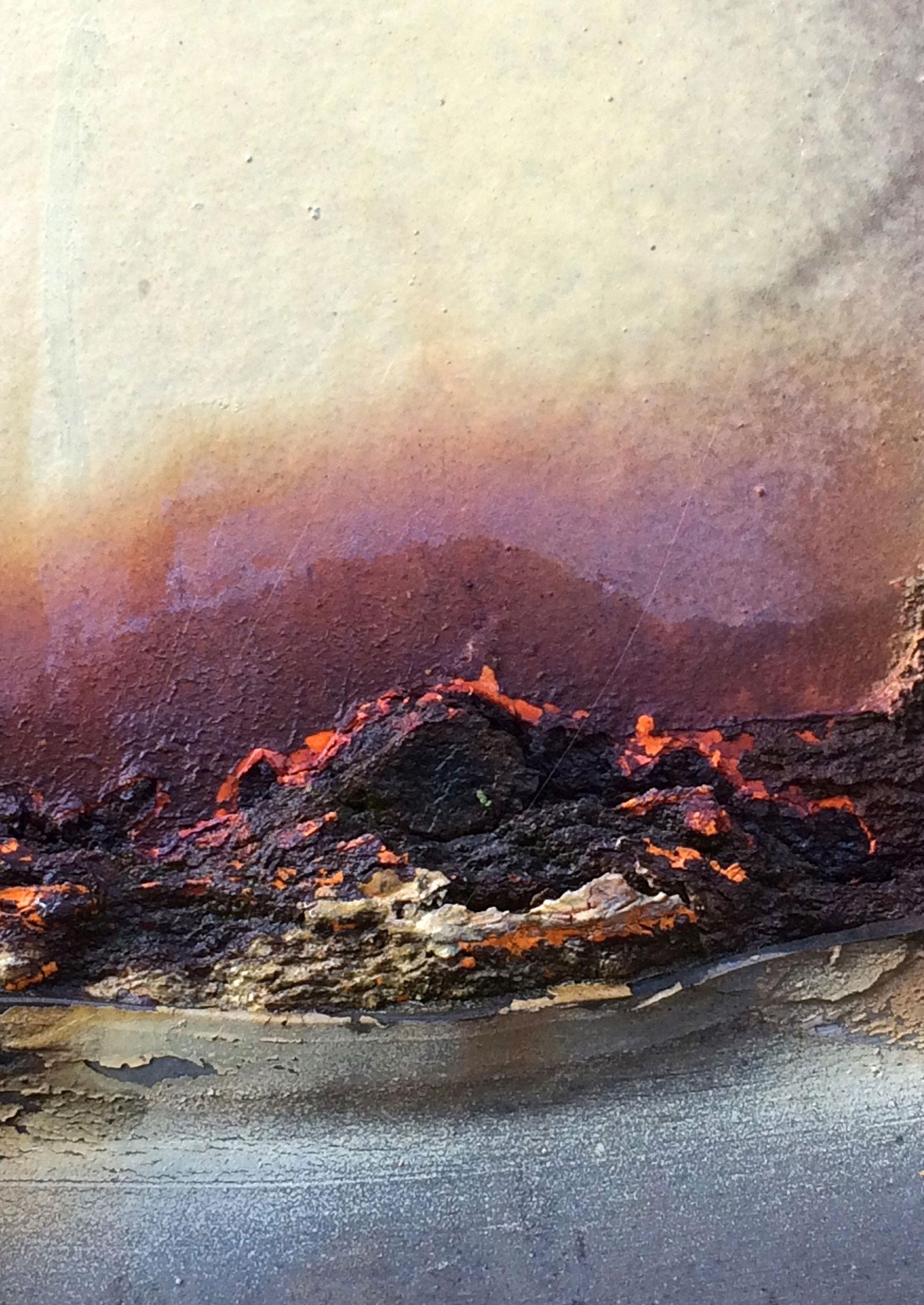 Found Landscape Rust 1